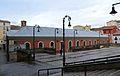 Vista lateral del mercat de Santo Domingo, Pamplona.JPG