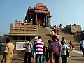 Vivekananda Rock Memorial front view.jpg