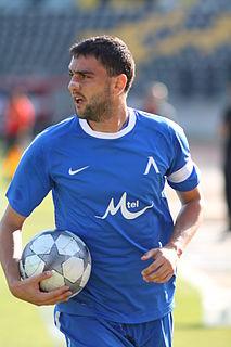 Vladimir Gadzhev Bulgarian footballer