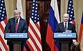 Vladimir Putin & Donald Trump in Helsinki, 16 July 2018 (8).jpg