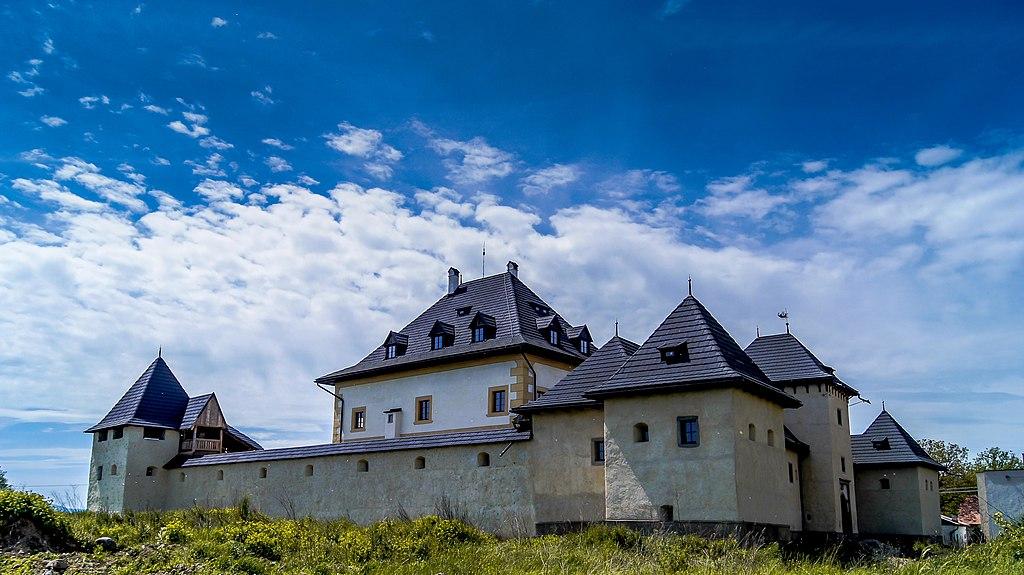 Vodný hrad - Hronsek