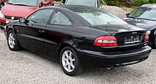 volvo c70 coupe 2000