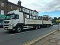 Volvo FM dropside truck, Whetstone, London.jpg