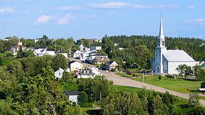 Les Bergeronnes, Quebec - Grandes-Bergeronnes