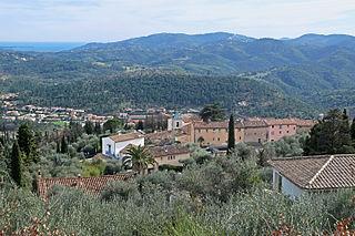 Le Tignet Commune in Provence-Alpes-Côte dAzur, France