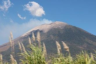 San Miguel (volcano) - Volcano in 2013