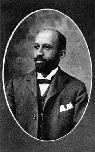 Niagara Movement - W.E.B. Du Bois, 1903 portrait