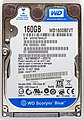 WD Scorpio Blue - 160 GB - WD1600BEVT-22ZCT0-2748.jpg