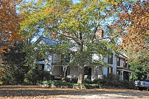 National Register of Historic Places listings in Coweta County, Georgia - Image: WILLIAM LEONARD CROWDER HOME PLACE, COWETA COUNTY, GA