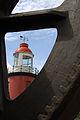 WLANL - Quistnix! - Havenmuseum - Vuurtoren 'Het Lage Licht', door tandwiel Deauville walkraan.jpg