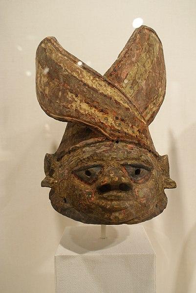 File:WLA brooklynmuseum Yoruba Gelede Mask 3.jpg