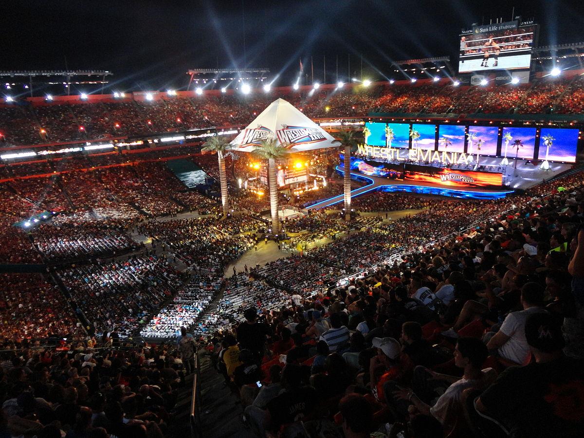 World News Gallery: WrestleMania XXVIII