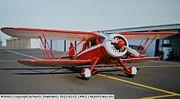 Waco HKS-7 Standard Cabin Waco Biplane N50662