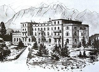 Waldhaus Flims hotel