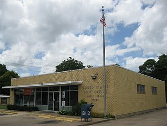 Wallis, Texas - Image: Wallis TX Post Office