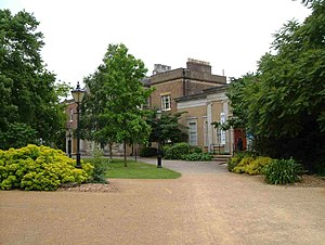 Parks and open spaces in the London Borough of Ealing - Walpole park museum
