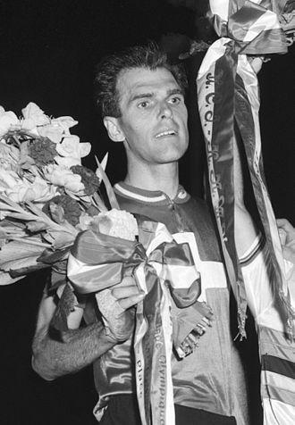 Walter Bucher (cyclist) - Walter Bucher at the 1959 World Championships