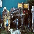 Wangen Franziskanerkloster Krippe Elefant.jpg