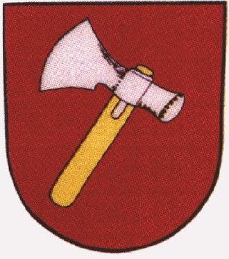 Hollenstedt - Image: Wappen Gemeinde Hollenstedt