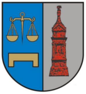 Igel - Image: Wappen Igel bei Trier