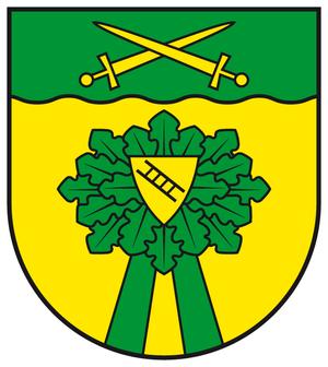 Lützow, Germany - Image: Wappen Luetzow