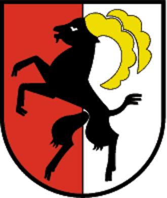 Mayrhofen - Image: Wappen at mayrhofen