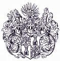 Wappen der Grafen Khuen von Belasi und Gandegg 1640.jpg