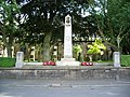 War Memorial, St Anne's Roman Catholic Church, Ormskirk - geograph.org.uk - 536406.jpg