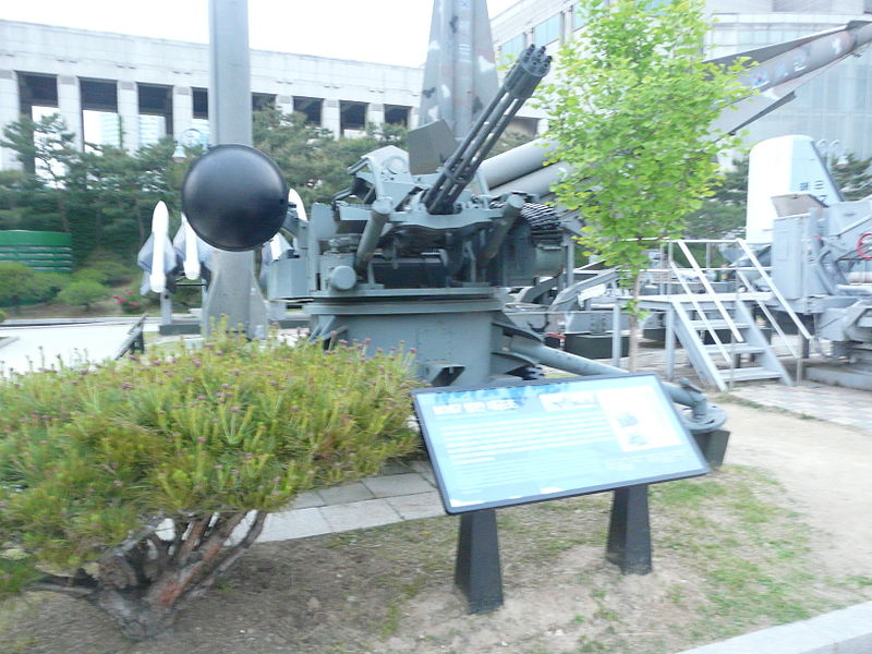 ファイル:War Memorial of Korea (summer 2013) 036.JPG