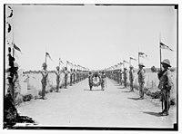 War cemetery at Gaza-Belah, April 28, 1925 LOC matpc.08237.jpg