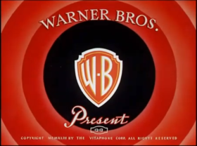logo de Warner Bros. Cartoons