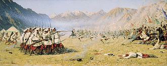 Turkestan Series - Image: Wassilij Wassiljewitsch Wereschtschagin 002