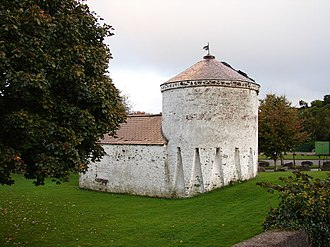 Ballincollig Royal Gunpowder Mills - Former Watch House and Search Room, Ballincollig Mills