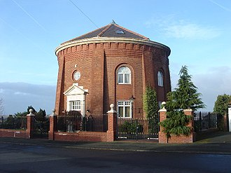 Westhoughton - Snydle water tower