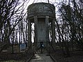 Water Tower, near Puttock's End - geograph.org.uk - 1753623.jpg