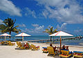 Waterfront in Caye Caulker, Belize.jpg