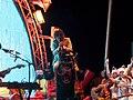Wayne Coyne riding Gorilla Bareback (3787447437).jpg