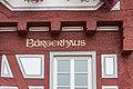 Weilheim an der Teck. Bürgerhaus, Marktpl. 4, 73235 (Nationales Denkmal) 05.jpg