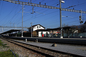 Weinfelden - Weinfelden train station