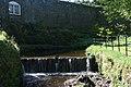 Weir at Geilston Gardens - geograph.org.uk - 429812.jpg
