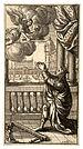 Wenceslas Hollar - King David