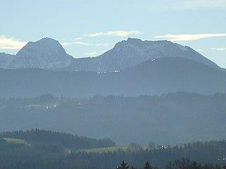 Wendelstein (mountain) mountain