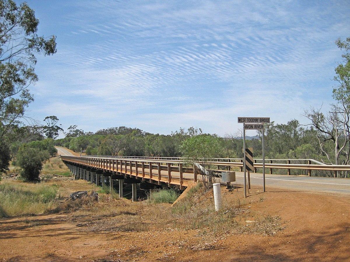 west toodyay bridge