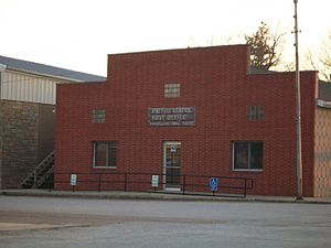 Wheatland, Iowa - Wheatland Post Office
