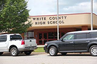 White County High School (Cleveland, Georgia) School