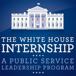 White House Internship Program - Official logo of the White House Internship Program