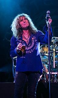 David Coverdale English rock singer-songwriter