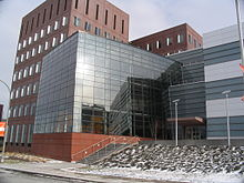Whitman School of Management, Syracuse University.JPG