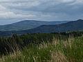 Widok na góry Sowie z Wysokiej w górach Kamiennych.JPG