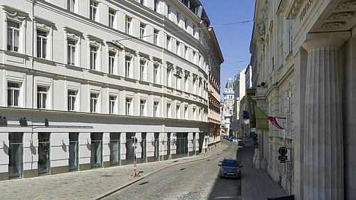 Wien 01 Renngasse a